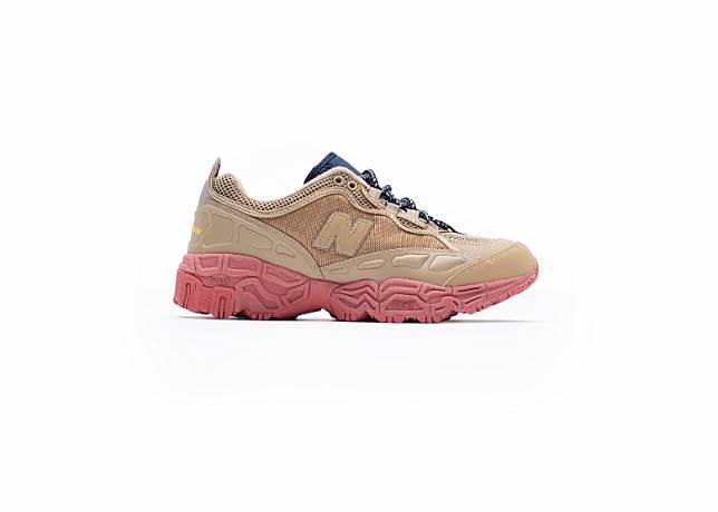 鞋款搭載ABZORB中底提供強大緩震。(互聯網)