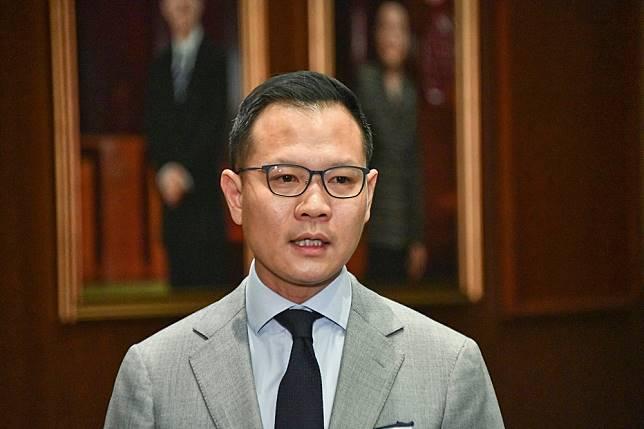 郭榮鏗表示,惟任何人不論任何動機,均絕不應該作出危害法庭或司法機構人員的行為。資料圖片