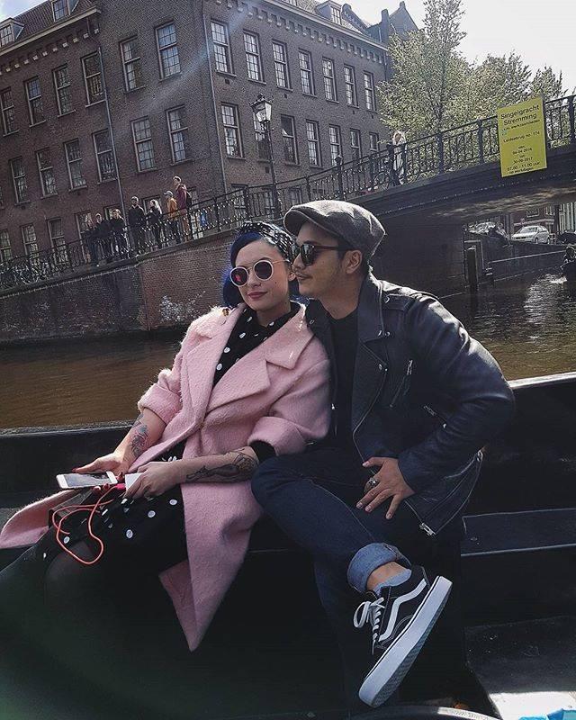 Foto Bugil Skandal Kesha Ratuliu: 6 Pasangan Artis Muda Indonesia Ini Mesranya Berlebihan