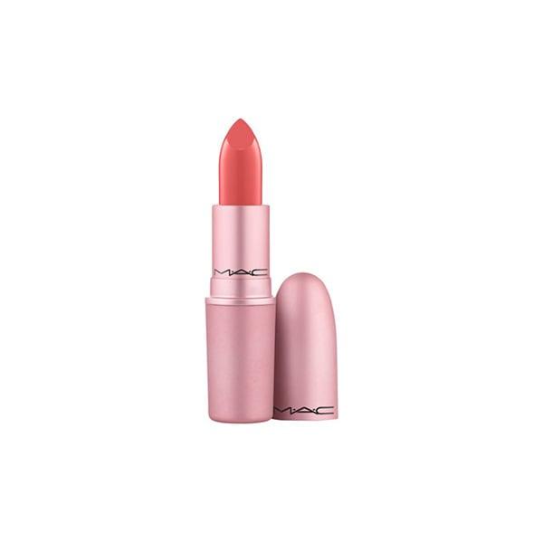 口紅控最愛的子彈唇膏換上美到不行的潮派霧金色外殼春櫻漫舞-時尚專業唇膏