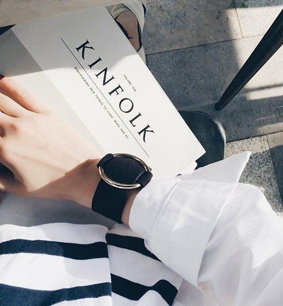 韓國 皮革 手環 綁帶 質感超好 女性 皮手環 推薦款 !!不怕你不喜歡
