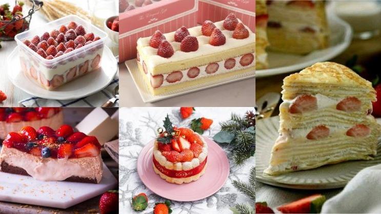 女孩注意~屬於少女的草莓季來了!五款人氣草莓甜點不藏私大公開