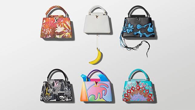 6 Seniman di Balik Tas Capucines Louis Vuitton