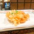 花定食 - 実際訪問したユーザーが直接撮影して投稿した新宿天ぷら天ぷら船橋屋 新宿本店の写真のメニュー情報