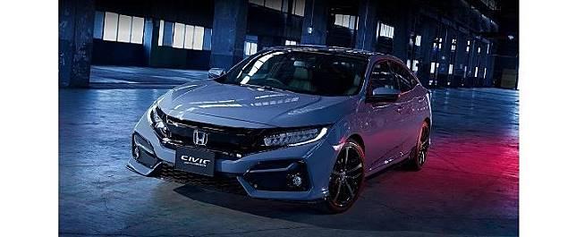 Honda Civic facelift. Sumber: headlightmag.com