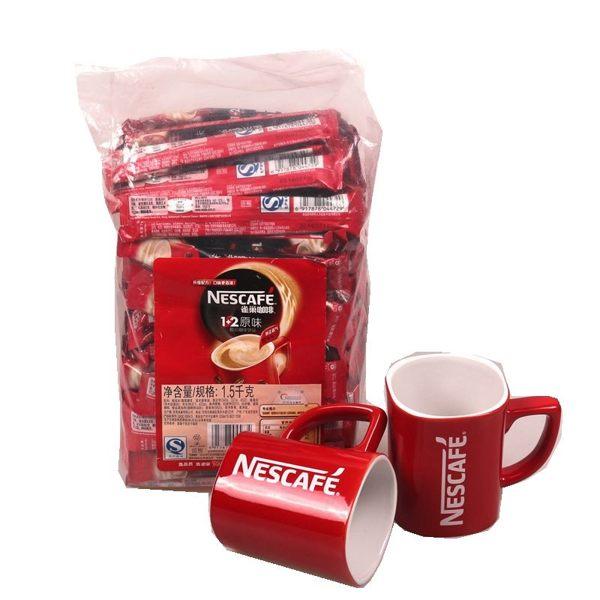 購樂通 雀巢 3合1 原味 咖啡 隨身包 15g100入袋 飲品
