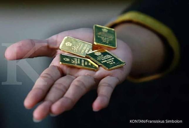 Harga Buyback Emas Antam Hari Ini Rp 799 000 Per Gram Selasa 23 Juni 2020 Kontan Co Id Line Today