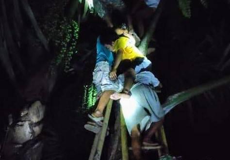 Sereemm..!!! Kisah Ketut Arya, Warga Kuranji Lombok Barat Diculik Mahluk Gaib