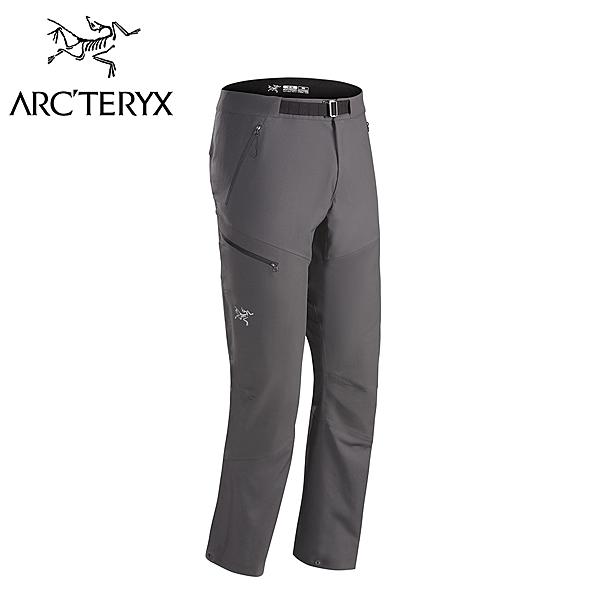 耐磨複合面料軟殼褲子,適合快速輕便的高山攀岩攀冰活動。