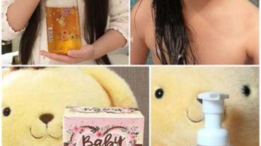 【愛你所愛】植萃洗沐寶寶2合1慕斯/嬰幼兒洗髮沐浴露~羅馬洋甘菊, 滋潤舒緩配方