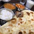 日替わりランチ - 実際訪問したユーザーが直接撮影して投稿した西新宿インド料理インディアンレストランカナの写真のメニュー情報