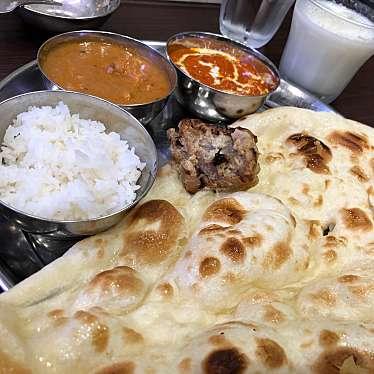 実際訪問したユーザーが直接撮影して投稿した西新宿インド料理インディアンレストランカナの写真