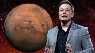 Elon Musk 正式公開 SpackX 火星殖民計劃