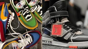 【亞文化衝擊】巴黎時裝周話題最高 6 雙聯名鞋,將成為下一季的球鞋趨勢!