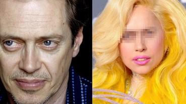 當好萊塢明星換上這位明星的眼睛 整個就是大走鐘...
