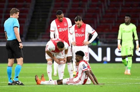 Ajax Amsterdam Juara Liga Belanda 2020/21 (1)