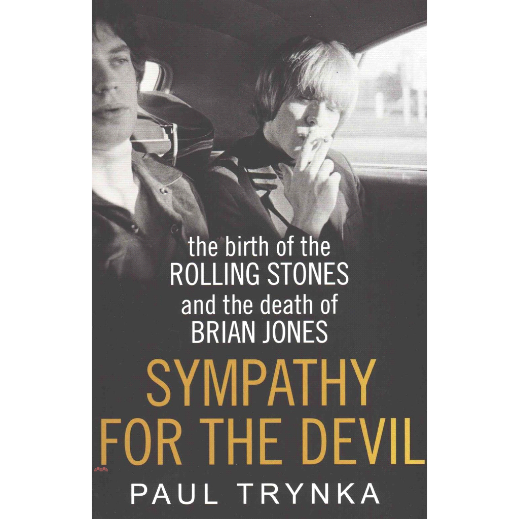 書名:Sympathy for the Devil: The Birth of the Rolling Stones and the Death of Brian Jones定價:549元ISBN13