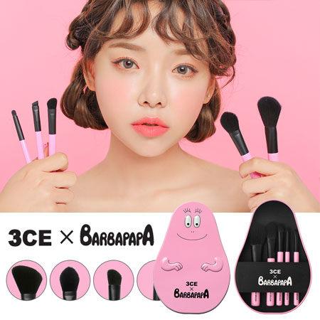 韓國3CE時尚彩妝品牌,韓妞妝的女孩最愛必備