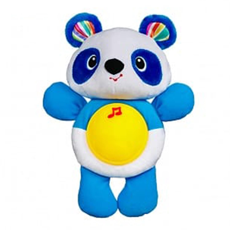 Hasbro 孩之寶 - 兒樂寶音樂熊貓安撫遊戲組-粉藍熊貓
