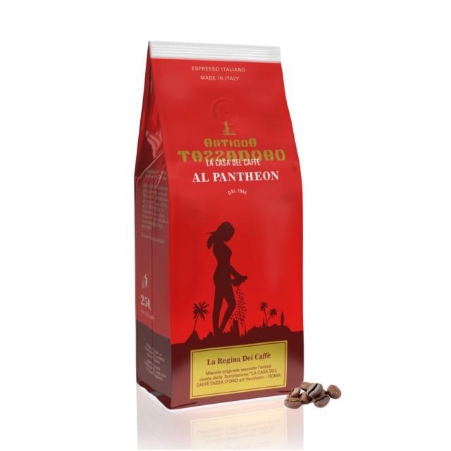 【義大利金杯咖啡】女王咖啡豆 ( 250g ) 全羅馬最好喝的咖啡