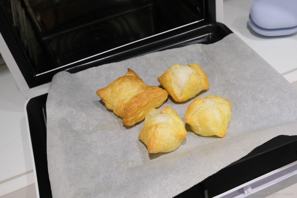 山水氣炸烤箱, 吉比花生雙醬湯圓, 桂冠湯圓, 全家獨賣, 湯圓推薦, 起酥湯圓做法