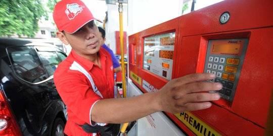 SPBU. ©2012 Merdeka.com