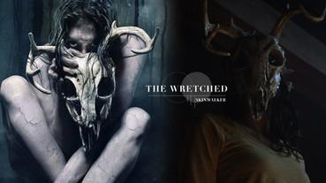 2020暑期最驚悚駭人的恐怖電影《皮行者》!專吃孩童的「千年女巫」驚嚇度百分百