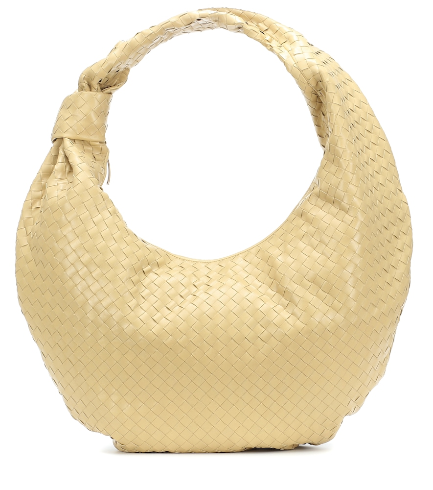 Supersize your bag order this season with Bottega Veneta's sure-to-sell-out Maxi version of the BV J