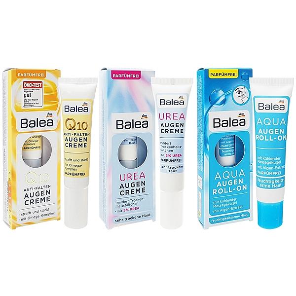 膠原蛋白:可以作為妝前打底基礎保養n尿素補水:平滑眼周細緻肌膚n藍藻精華:滾珠式金屬球,質地清爽滋潤