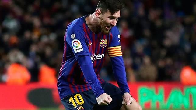 Messi Akui Tolak Kontrak Seumur Hidup