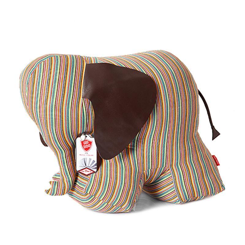 Monica Richards London 動物造型椅凳 - 大象 b.彩色條紋