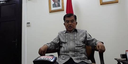 Jusuf Kalla. ©2018 Merdeka.com/Intan Umbari