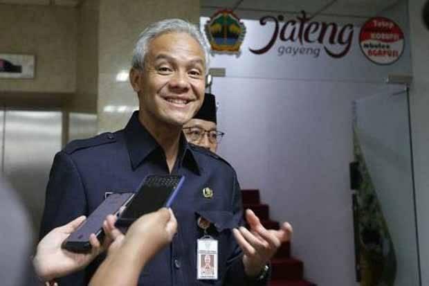 Gubernur Jateng Pasang Badan Minta Audisi Bulutangkis Jalan Terus