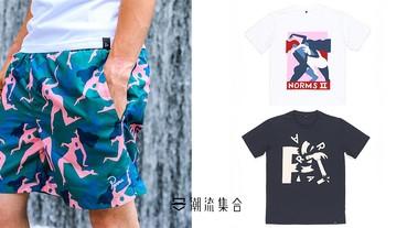 原創圖騰T-Shirt為主打!Parra 2018 春夏系列新品登場!
