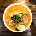 味噌らーめん - 実際訪問したユーザーが直接撮影して投稿した西新宿ラーメン専門店光来の写真のメニュー情報