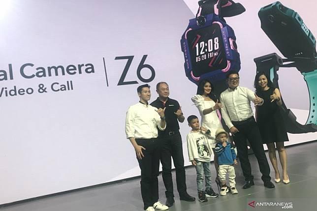 Imoo Watch Phone Z6 dobel kamera hadir di Indonesia