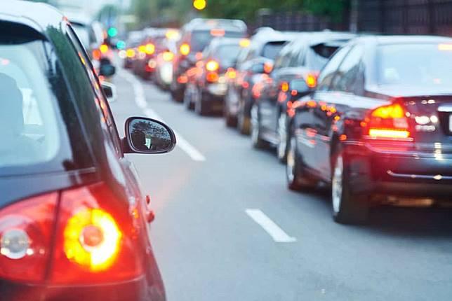 kemacetan membuat stres