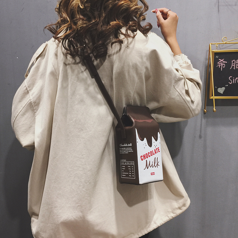 夏天高階感包包女包2019新款搞怪單肩小方包洋氣小清新仙女斜挎包