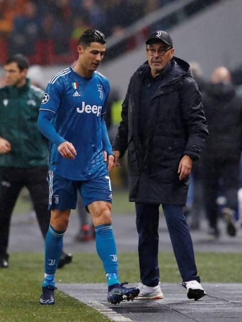 Juventus Jadi Memble Akankah Sarri Bakal Dipecat?