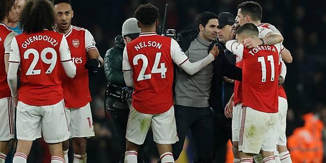 Terungkap Ternyata Awalnya Pemain Arsenal Ragukan Kemampuan Arteta