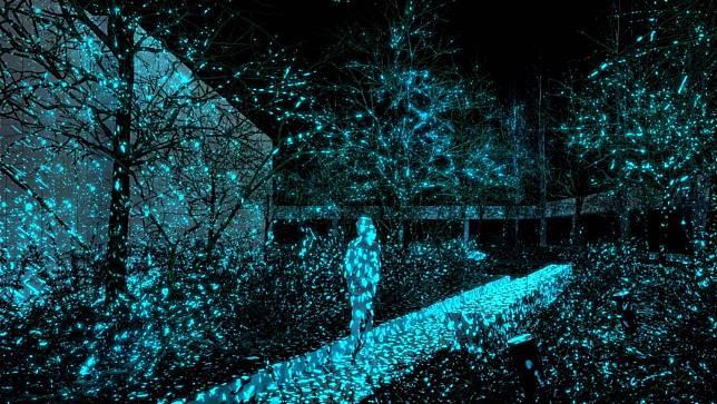 """ครั้งแรกของงานไฟประดับใน GINZA SIX ชมวิวสวยบนสวนชั้นดาดฟ้าในธีม """"อวกาศ"""" จนถึง ก.พ. 2020"""