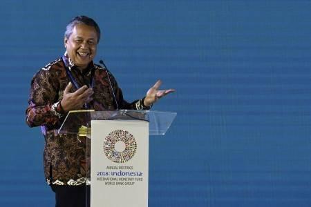 Bank Indonesia Governor Perry Warjiyo