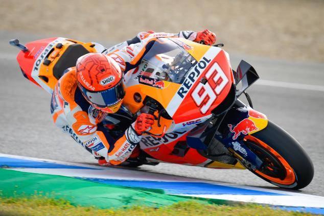 Dihantui Trauma, Ini Kata Marc Marquez saat Tampil di Hari Pertama MotoGP Spanyol 2021