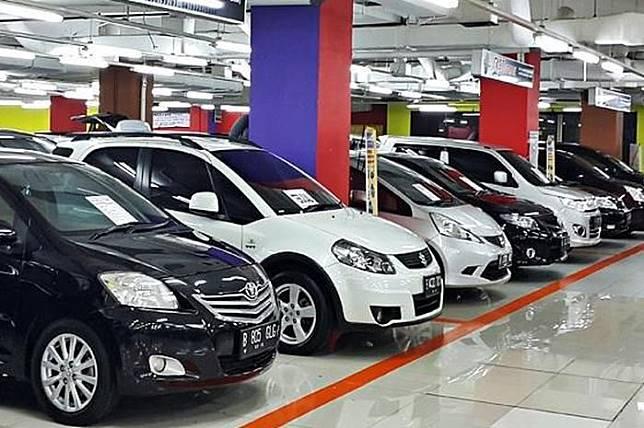 ilustrasi mobil bekas harga Rp 150 jutaan
