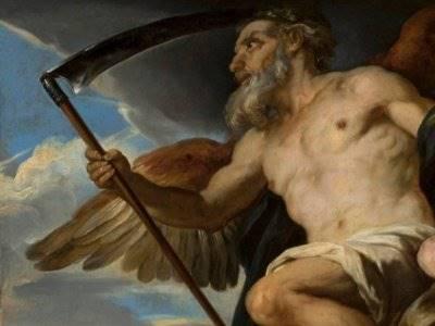 Lingkaran Setan di Mitologi Yunani, Kronos Mati di Tangan Anaknya