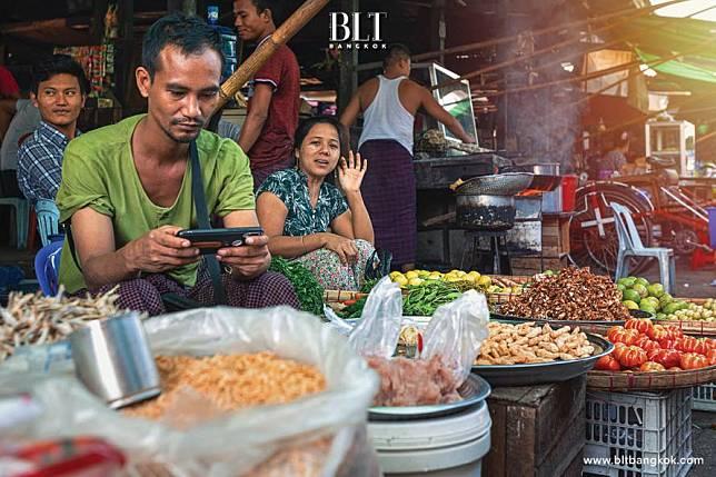 ชาวเมียนมา 41% หันมาใช้สื่อออนไลน์มากขึ้น แนะผู้ประกอบการไทยใช้โซเชียลดึงผู้บริโภค