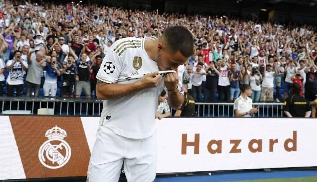 Kepergian Hazard Berikan Dampak Positif untuk Chelsea