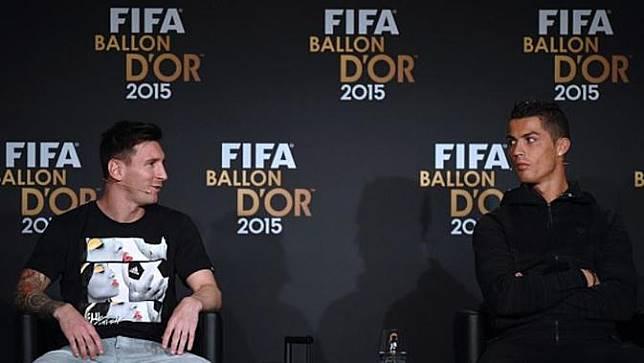 5 Rekor Cristiano Ronaldo yang Tidak Bakal Dipecahkan Lionel Messi