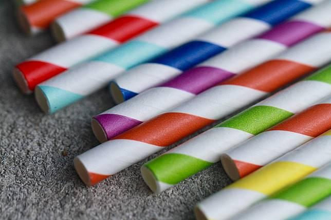 ▲紙吸管。(示意圖/翻攝自 pixabay )