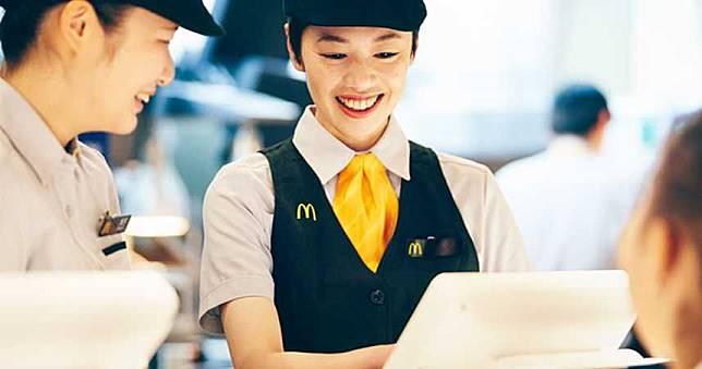 日本麥當勞不讓員工戴口罩 背後原因曝光